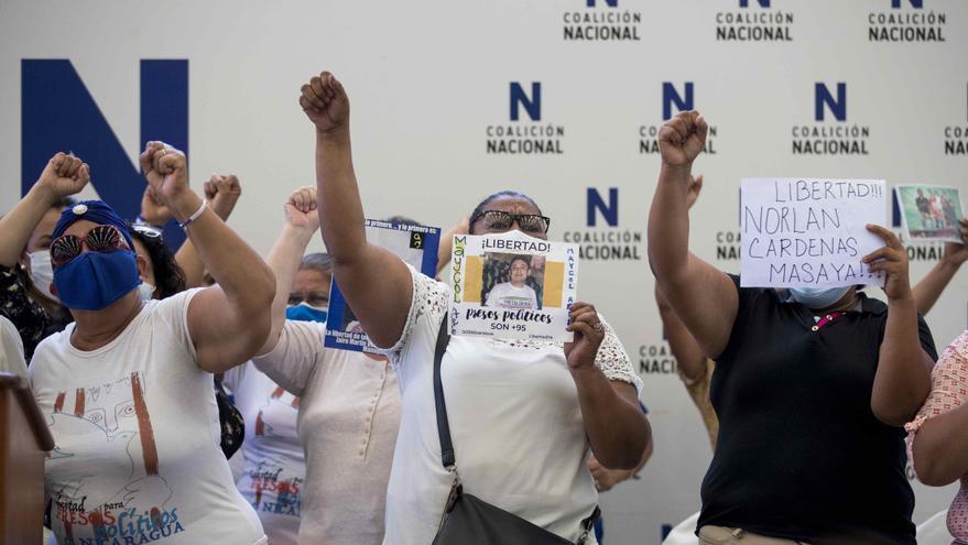 Cinco hombres y una mujer aspiran a la presidencia de Nicaragua por Coalición