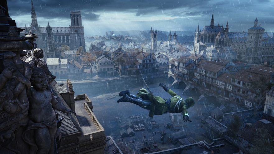 Assassin´s Creed Unity Elise