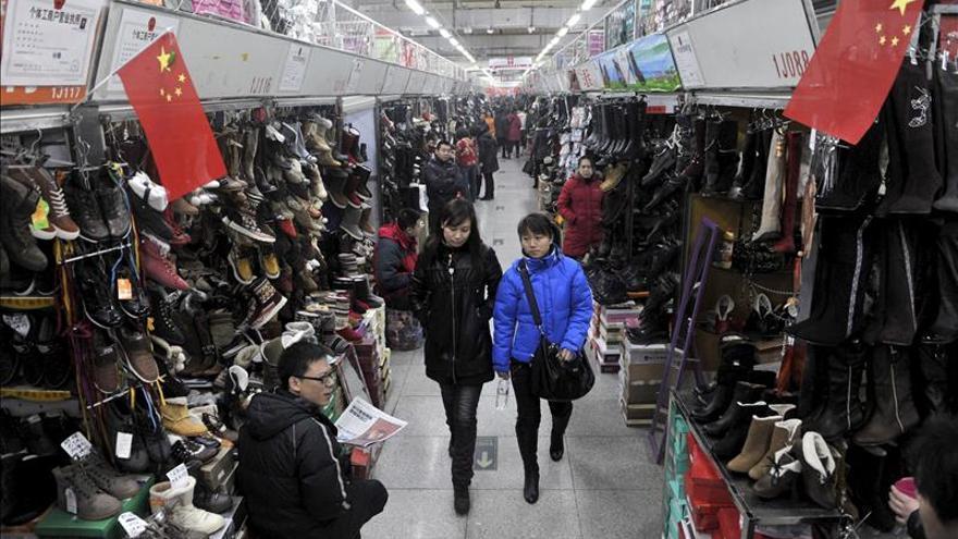 La IPC chino se ralentiza hasta un 1,3 % interanual en octubre