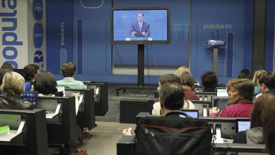 """La FeSP ve """"inaceptable"""" que se excluyese a medios en el Despacho Oval"""