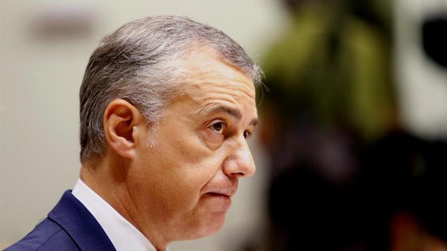 Urkullu pide a Sánchez cumplir el Estatuto y asumir la singularidad de Euskadi