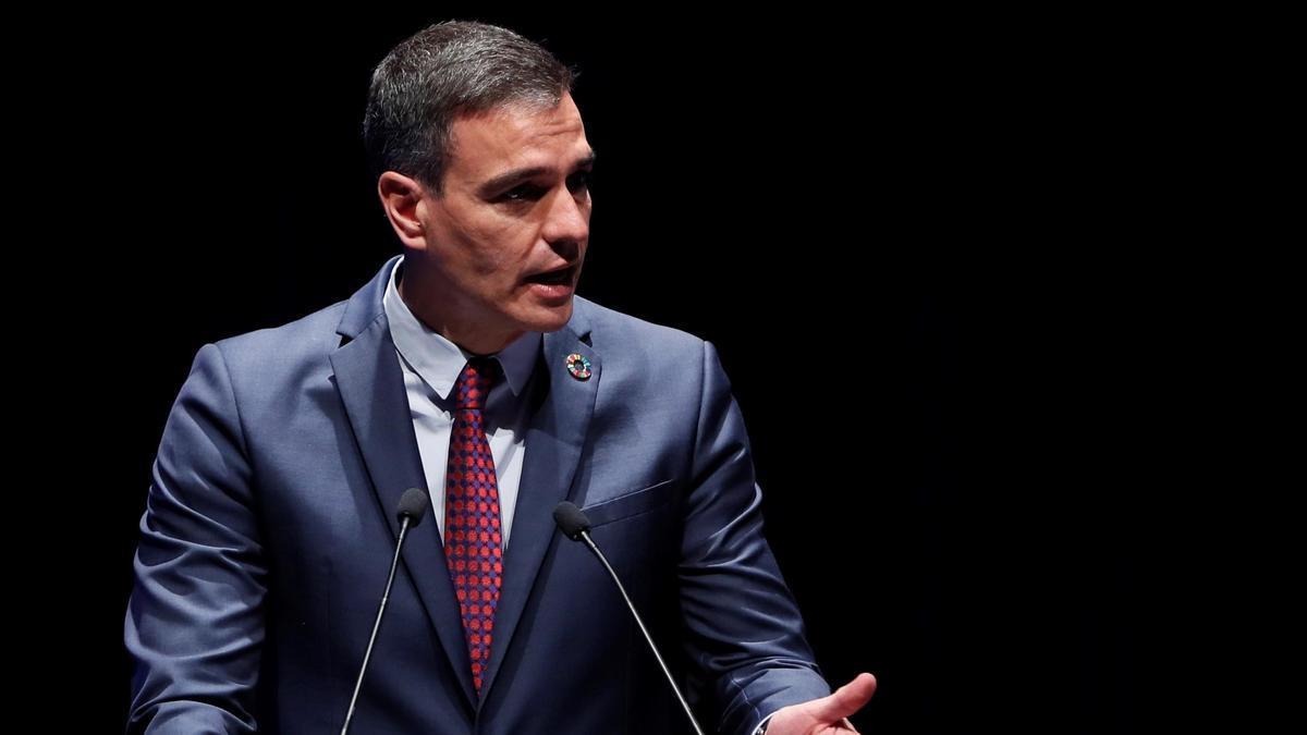 El presidente del Gobierno, Pedro Sánchez. EFE/Mariscal/Archivo