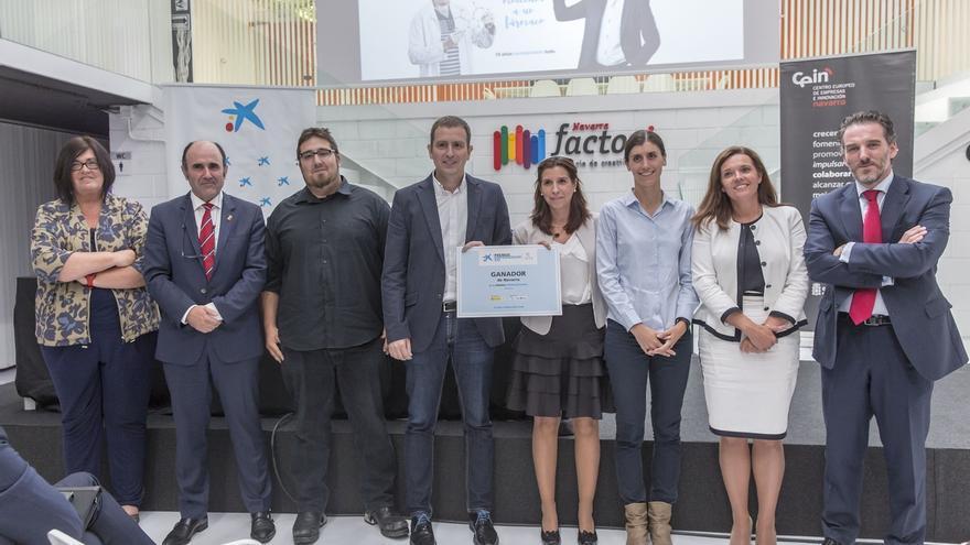 La empresa Industrial Augmented Reality (IAR) gana la 10 edición de los Premios EmprendedorXXI en Navarra