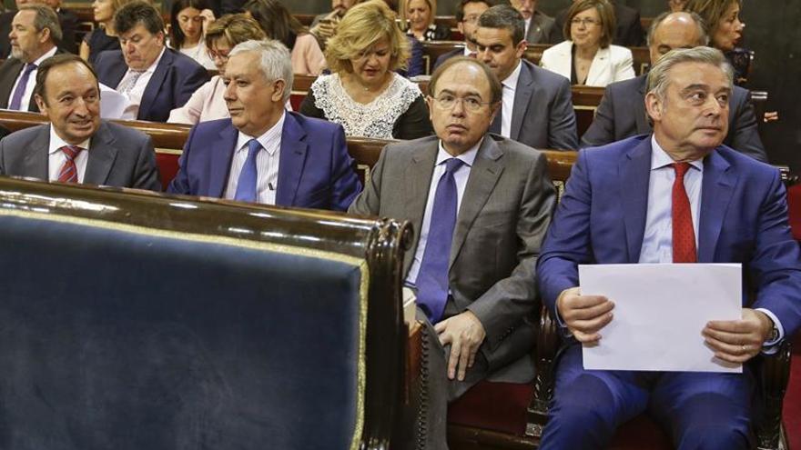"""Barreiro: """"España se merece un Gobierno con la mayor rapidez posible"""""""