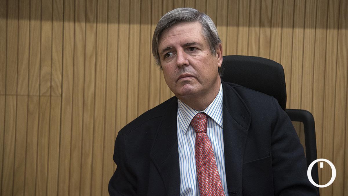 Fernando Sobrón, fiscal jefe de Córdoba
