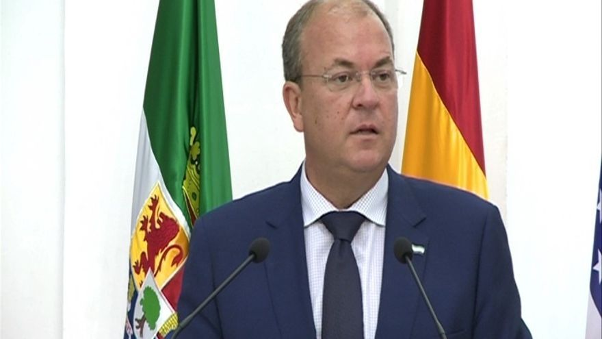 Monago comparecerá este jueves en el Parlamento extremeños para hablar sus sobre sus viajes a Canarias