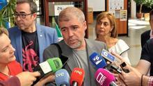 """Unai Sordo (CCOO): """"No se entiende que Ciudadanos sea un partido deseable para una coalición cuando no ha demostrado nada en materia de gestión"""""""