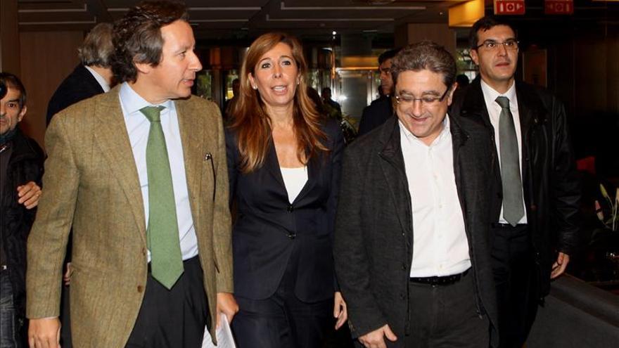 Floriano ve deslegitimado a Mas porque sólo defiende a los independentistas
