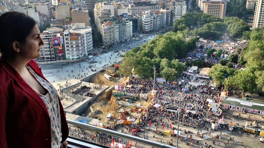Un rincón de Estambul (Juan Luis Sánchez)
