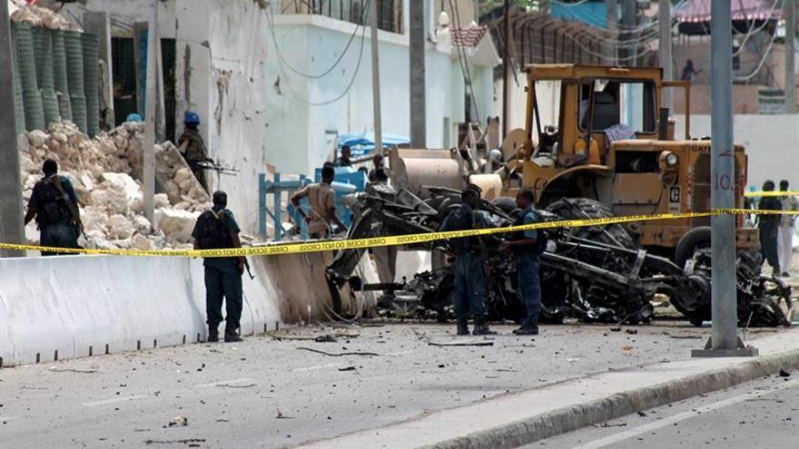 EE.UU. condena el ataque de Al Shabab cerca del aeropuerto de Mogadiscio