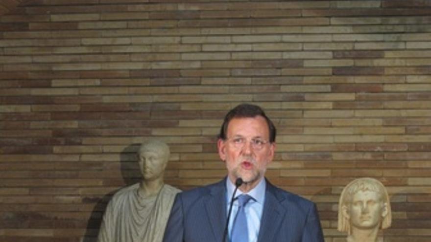 Rajoy En Mérida