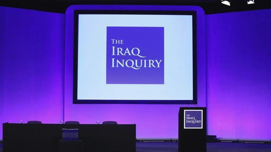"""Blair presentó pruebas """"no justificadas"""" sobre las armas de Husein, según el autor del informe oficial"""