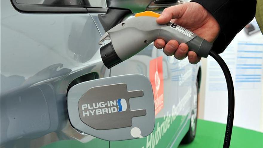 Las matriculaciones de vehículos eléctricos suben en noviembre un 38,57 %
