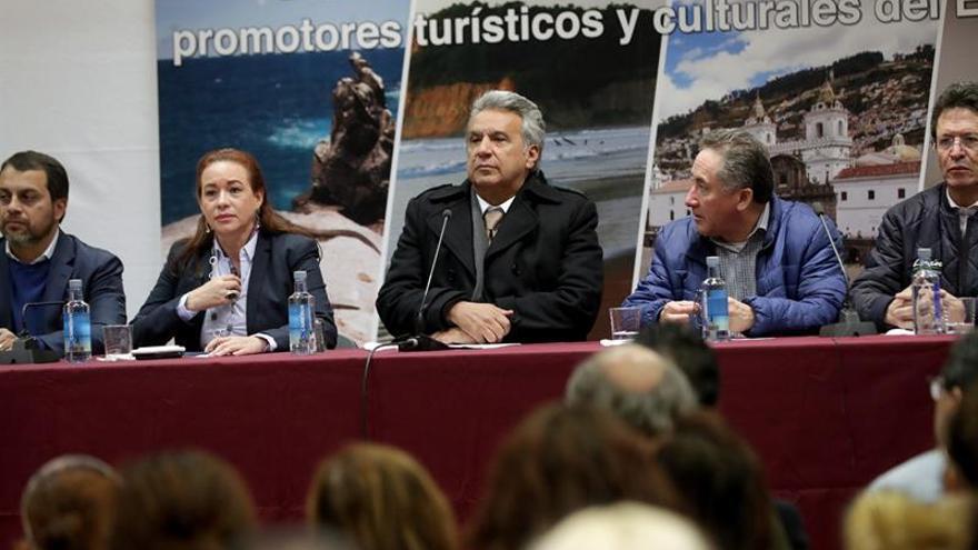 Moreno pedirá a Rajoy que se facilite el visado europeo a los ecuatorianos