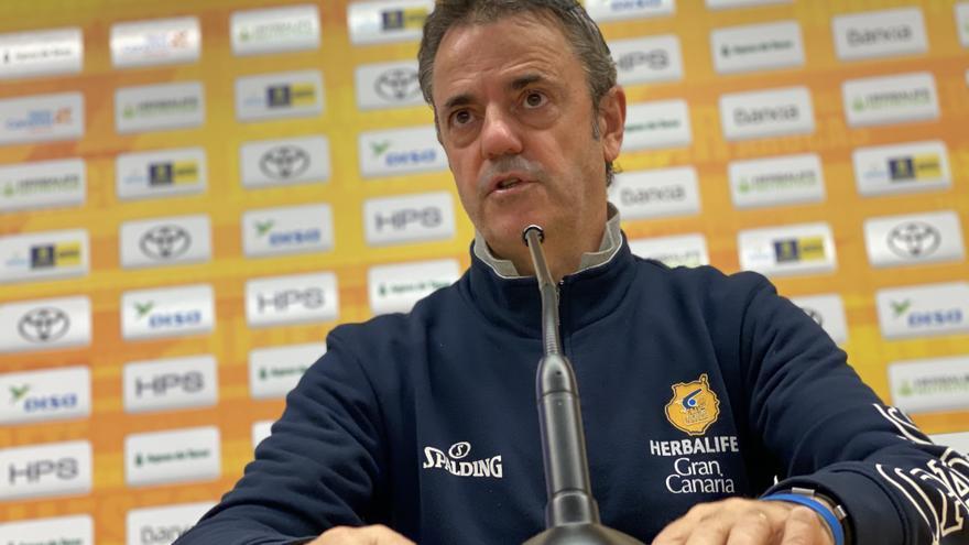"""Fisac: """"Para ganar al Iberostar tenemos que estar al mejor nivel"""""""