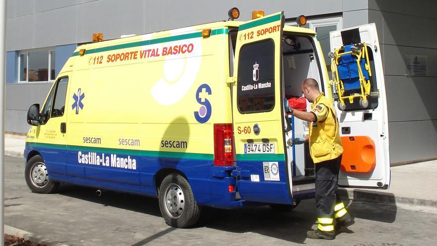 El personal de ambulancias retoma las movilizaciones por el desbloqueo de su convenio