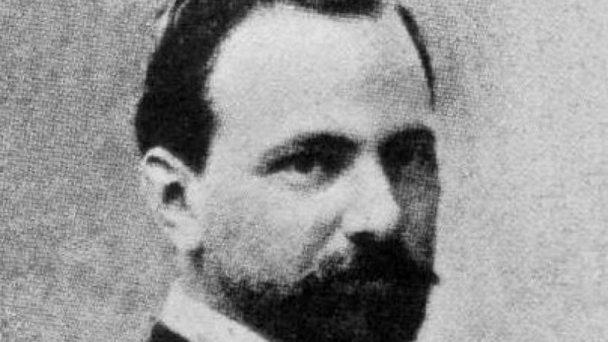 Retrato de Leonardo Rucabado.