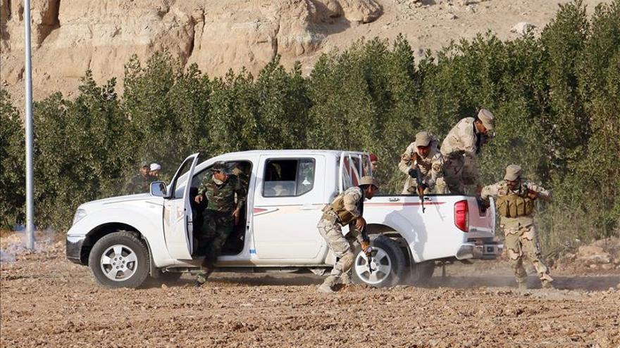Los yihadistas asesinan en Irak a más de 50 yazidíes y chiíes