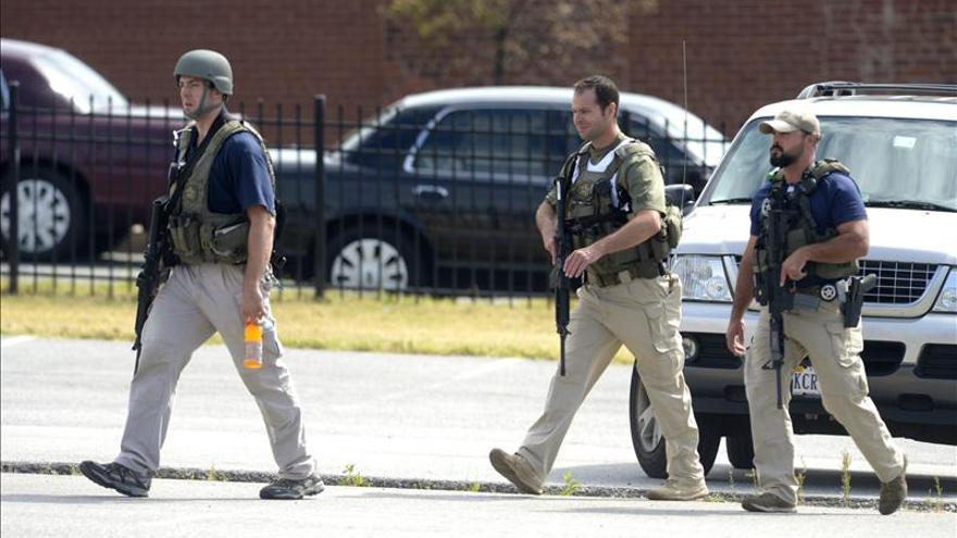 Las autoridades descartan un segundo sospechoso en el tiroteo en una instalación de la Marina