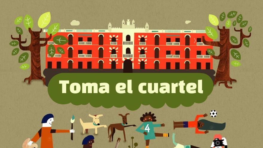 Los vecinos del Carmen podrán proponer usos para el Cuartel de Artillería