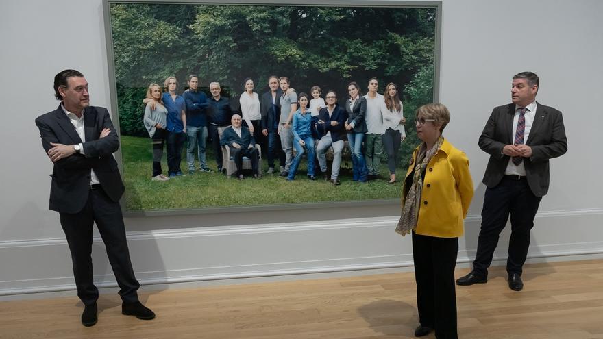 El Bellas Artes de Bilbao recibe, entre sus últimas donaciones, obras de Struth, Salazar, Larrea y Vorsterman