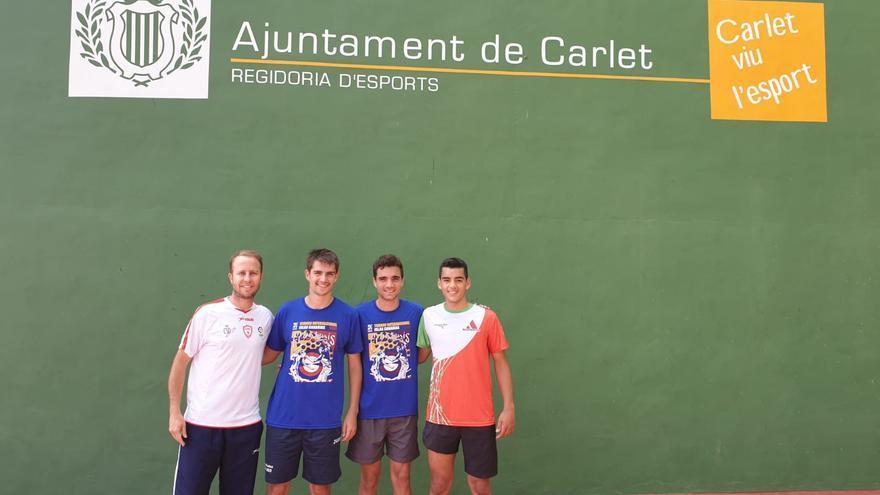 La próxima concentración del equipo nacional será nuevamente en Claret, dentro de un mes