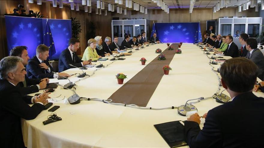 La Eurozona abordará la situación en Grecia e Irlanda y escuchará el programa luso