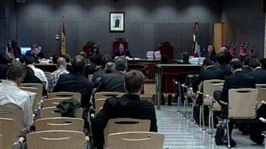 Iberdrola y ACS juicio por la demanda interpuesta por la constructo