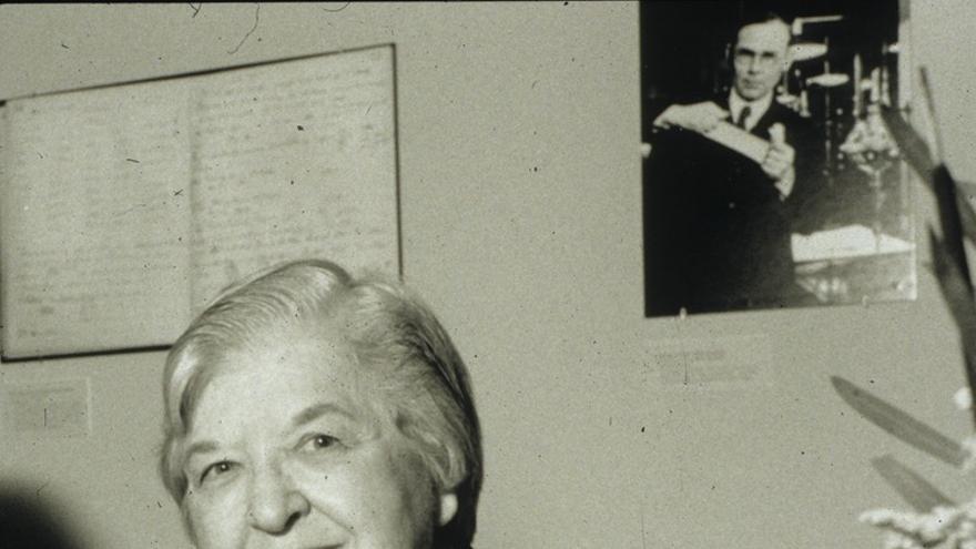 Stephanie Kwolek en una imagen de la Chemical Heritage Foundation, CC BY-SA 3.0