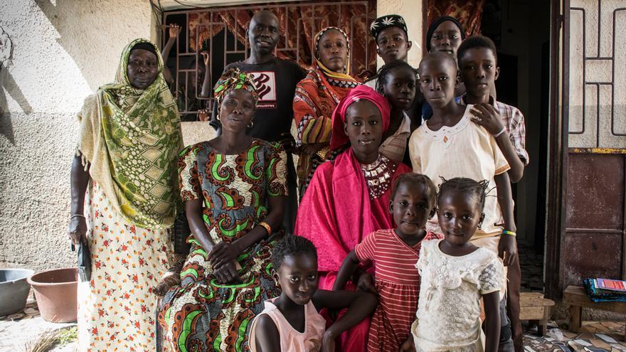 Familia Ndiaye