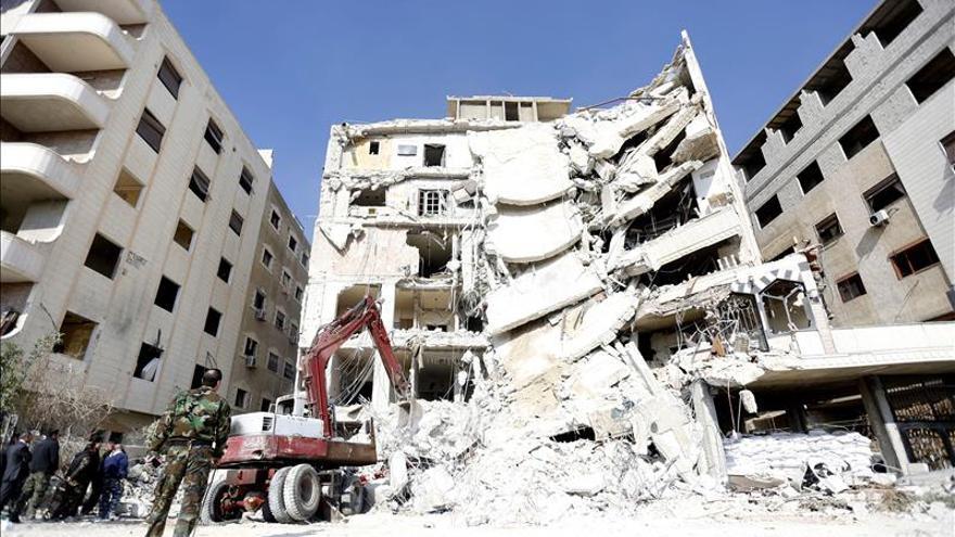 Un grupo rebelde sirio reivindica el asesinato del dirigente de Hizbulá en Damasco