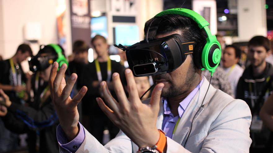 Las empresas pueden utilizar la realidad virtual. (Imagen: Maurizio Pesce   Flickr)