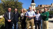 """Candidatos de VOX piden un """"trato justo"""" hacia la figura de Hernán Cortés"""