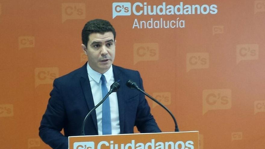 """Cs pedirá explicaciones al Gobierno andaluz en el Parlamento por las """"puertas giratorias"""" con exconsejeros"""