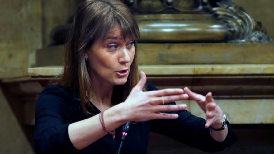 "Albiach: Cs convierte el Parlament en un ""circo"" para ganar votos en España"