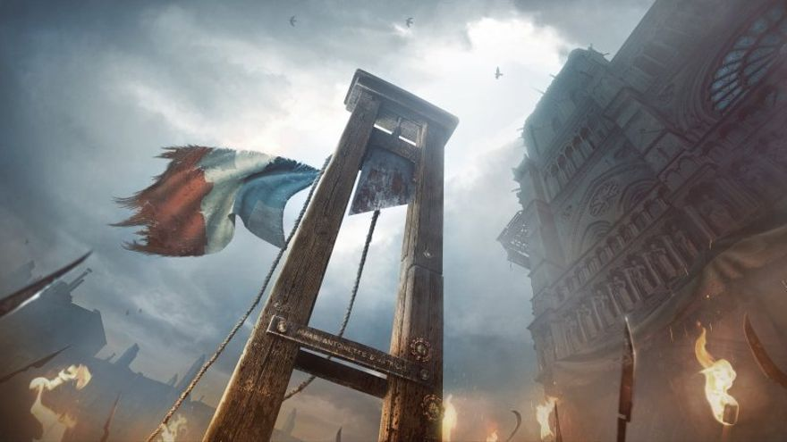 Assassin´s Creed Unity E3 2014 N