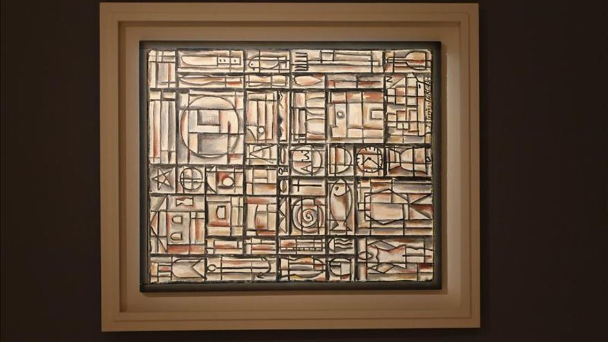 Una obra de Torres García se subasta por 1,4 millones de dólares en Nueva York
