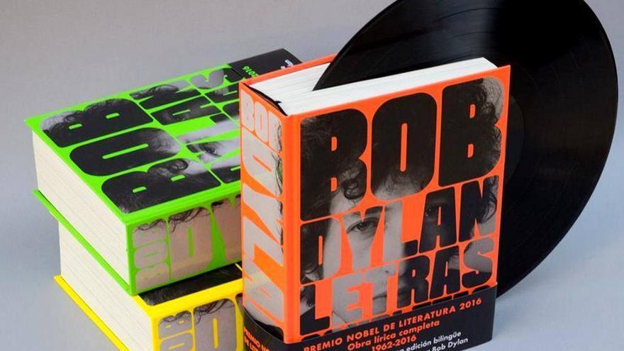 La colección literaria de Bob Dylan, una de las apuestas más caras de Malpaso/ MALPASO