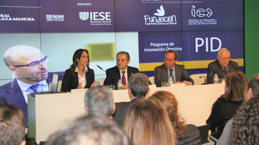 Presentación del PID de la Fundación Caja Rural Castilla-La Mancha