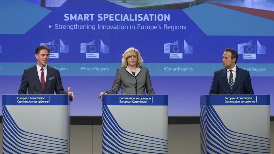 Bruselas llama a las regiones europeas a potenciar sus sectores punteros