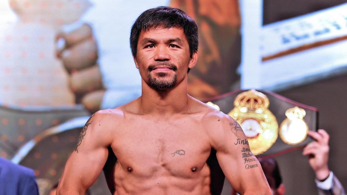 El filipino Manny Pacquiao anunció que abandona el boxeo