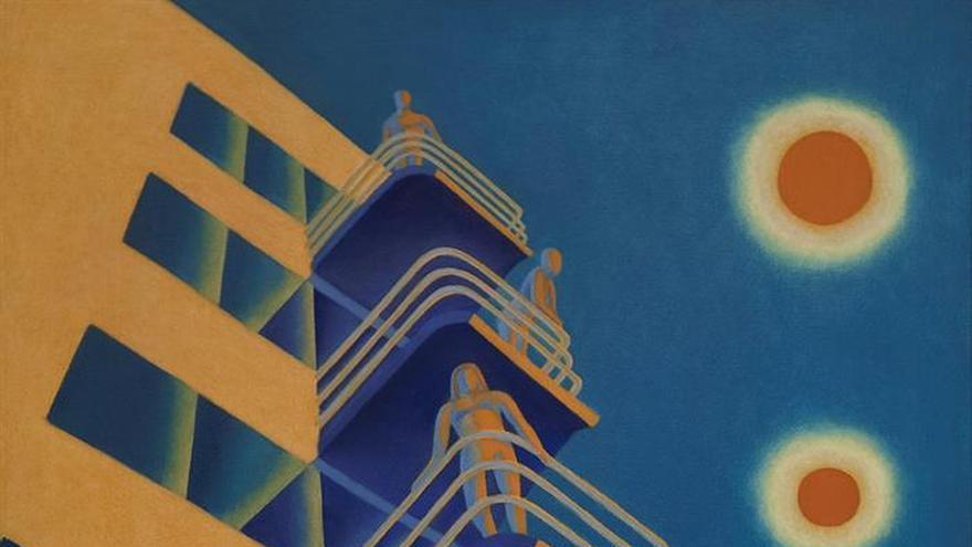 17 artistas españoles ponen a dialogar pintura y arquitectura en Berlín