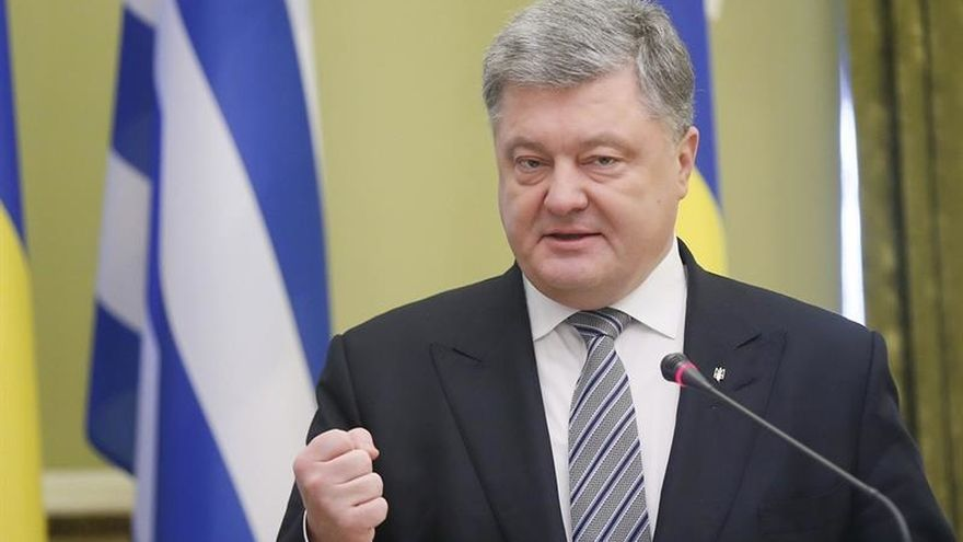 Poroshenko retira la ciudadanía a un diputado que propuso arrendar Crimea a Rusia