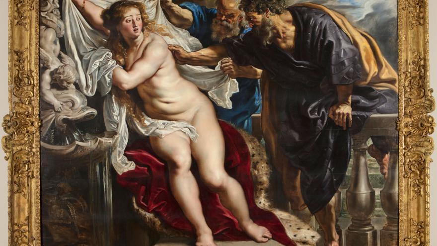 'Susana y los viejos' (1610), de Pedro Pablo Rubens