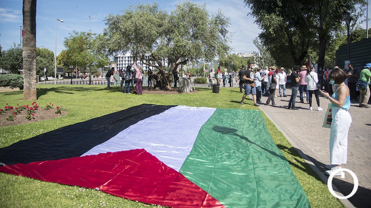 Concentracion Cordoba Palestina.
