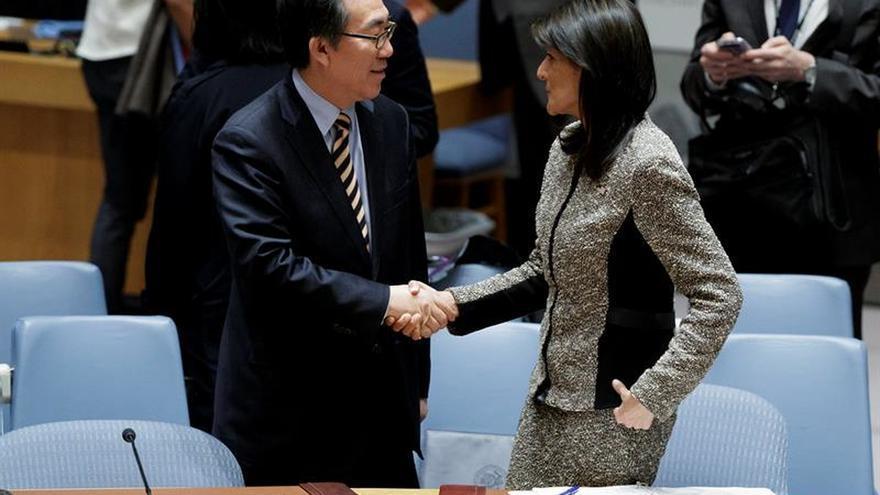 EE.UU. pide a todos los países romper relaciones con Corea del Norte