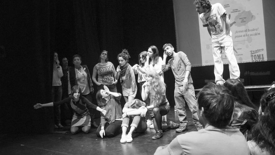 Imágenes de TOMA Teatro 2016