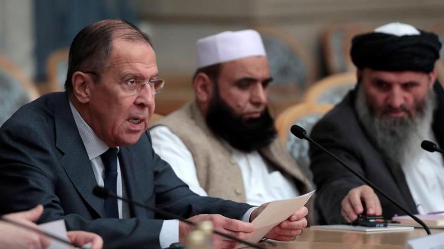 """Lavrov considera """"inadmisibles"""" las acusaciones austriacas de espionaje"""