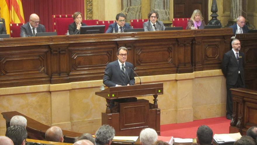 """Artur Mas: """"No estoy dispuesto a lo que sea para ser presidente. Hay líneas rojas"""""""
