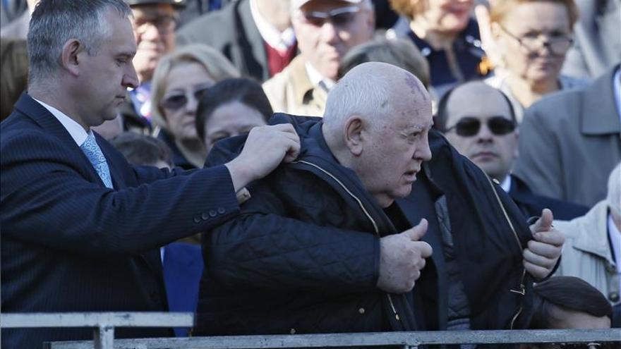 """Gorbachov: """"No salgo del hospital"""""""